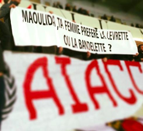 banderole Maoulida ACANO