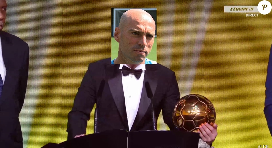 caba ballon d'or