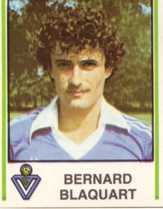 Alors jeune aspirant, Bernard multipliait déjà les miracles