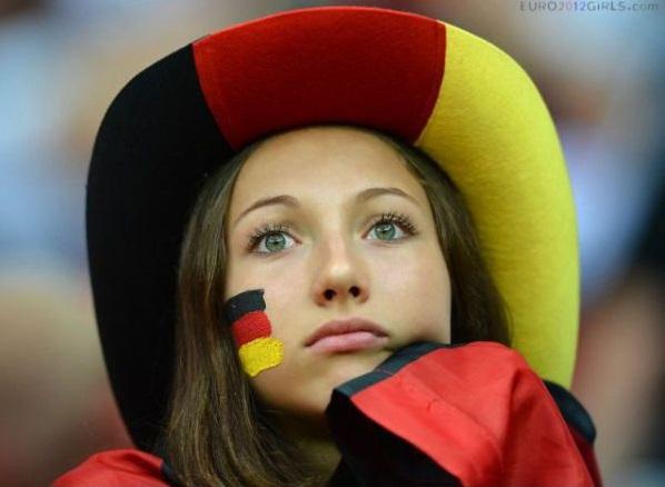 Car on ne va pas se mentir, autant un Espagnol qui leure, c'est drôle, autant une Allemande triste, ça fend le cœur.